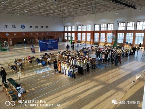 乌鲁木齐市首届中小学机器人编程大赛